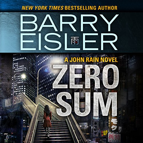 Zero Sum audiobook cover art