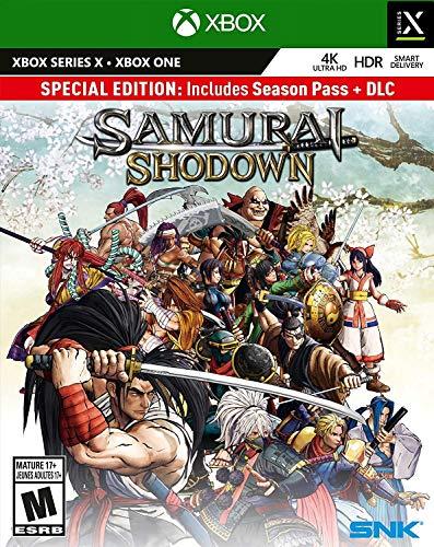 Samurai Shodown Enhanced - Xbox Series X (Video Game)