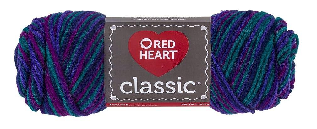 Red Heart Classic Yarn, Gemstone