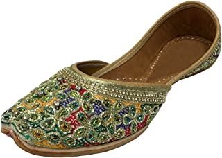 Step n Style Punjabi Jutti Khussa Shoes Dress Shoes Pakistani Jutti Wedding Shoes