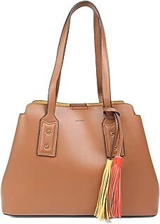 Aldo Tote Bag for Women, Polyester, Camel - DAROLEA28