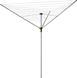 Home & Garden Direct 35m 3 Arm Minky Easy Breeze Outdoor Rotary Airer Washing Line