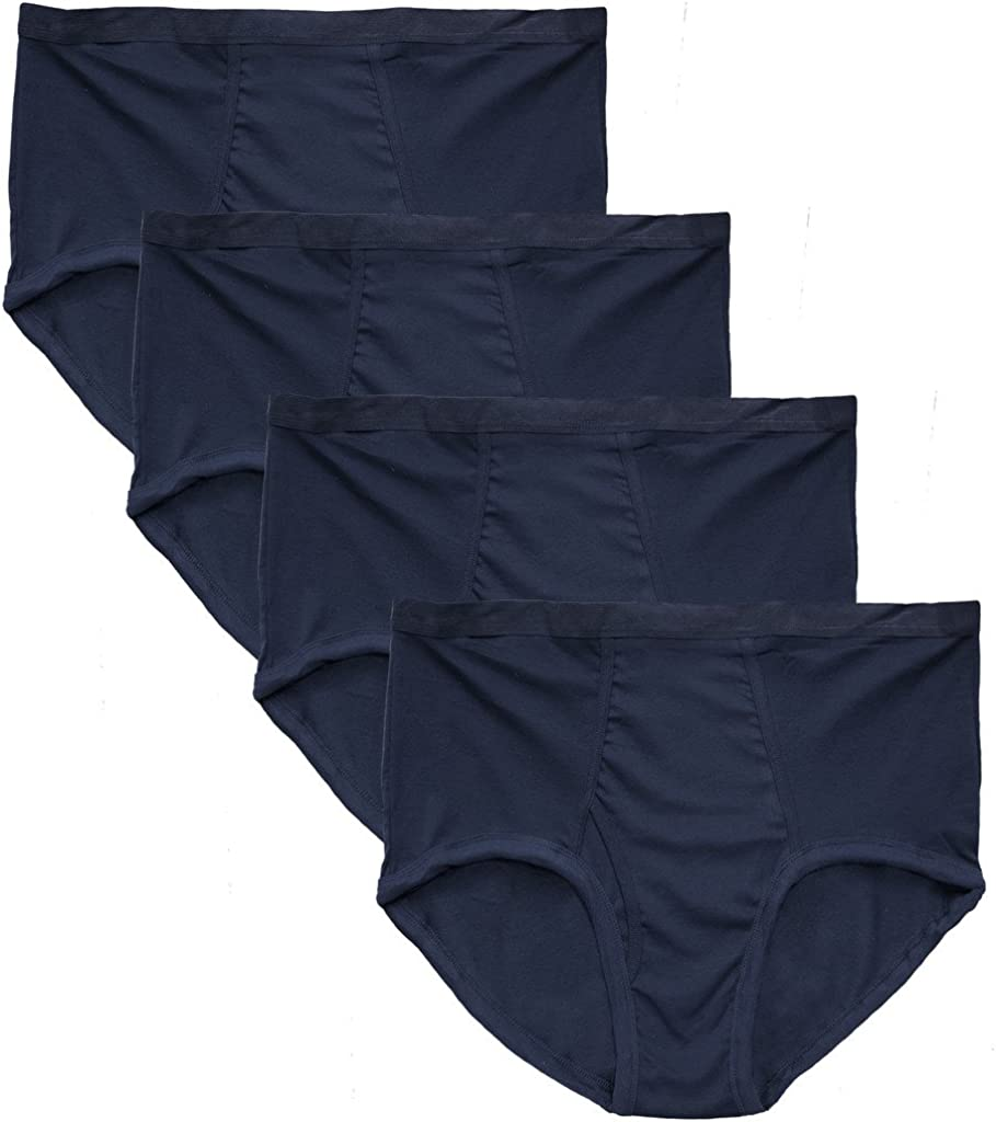 Players Weekly update Big New Orleans Mall Men's Cotton Briefs 4-Pack Underwear