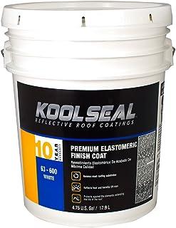 KST COATING KS0063600-20 Whiteroof Coating, 4.75 Gallon