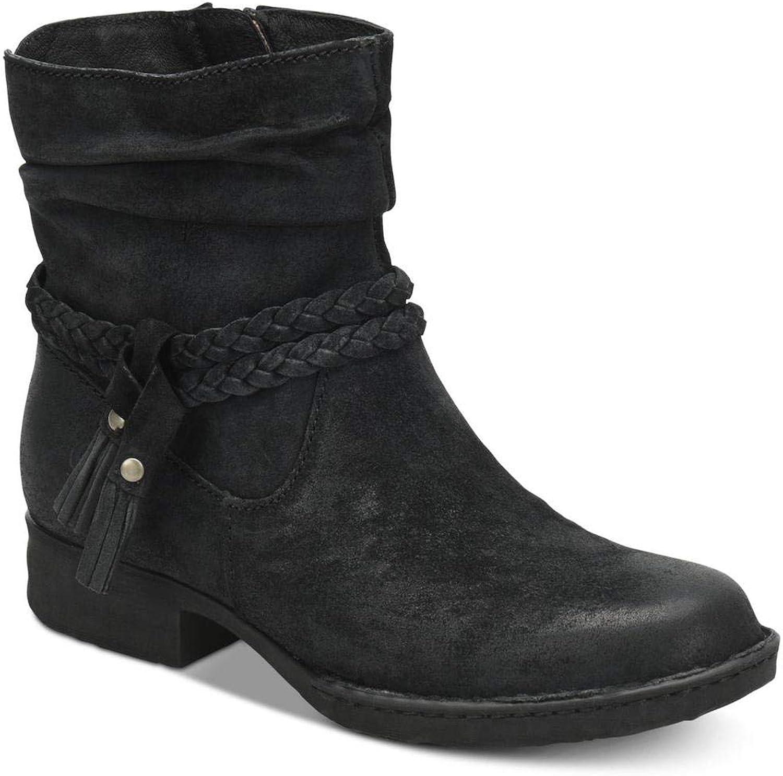 Born Born Frauen Ouvea Geschlossener Zeh Leder Fashion Stiefel  jetzt bestellen