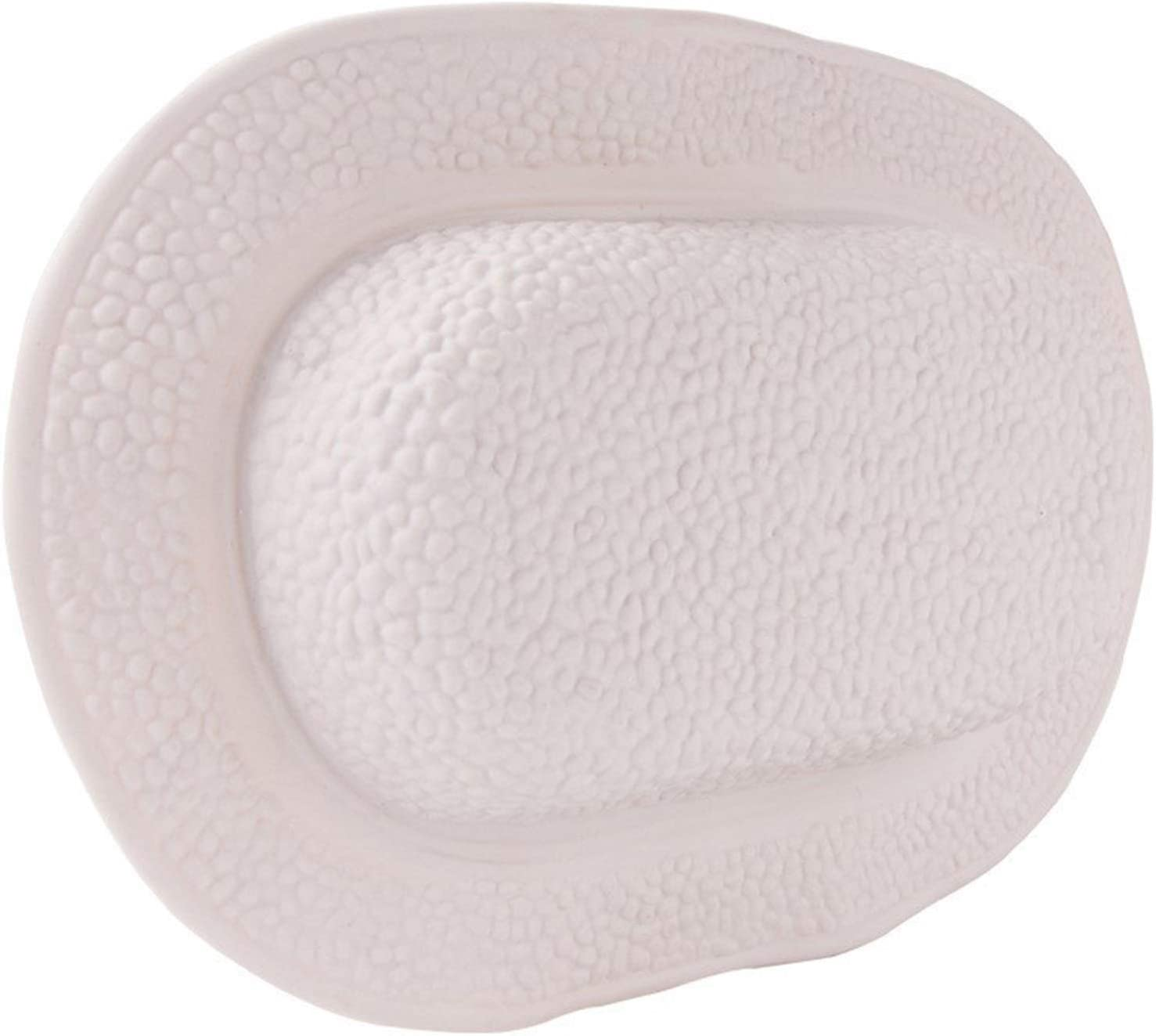 Max 64% OFF Our shop OFFers the best service MHSHZY Bath Pillow with Suction and Cups Supports Neck Shoulders