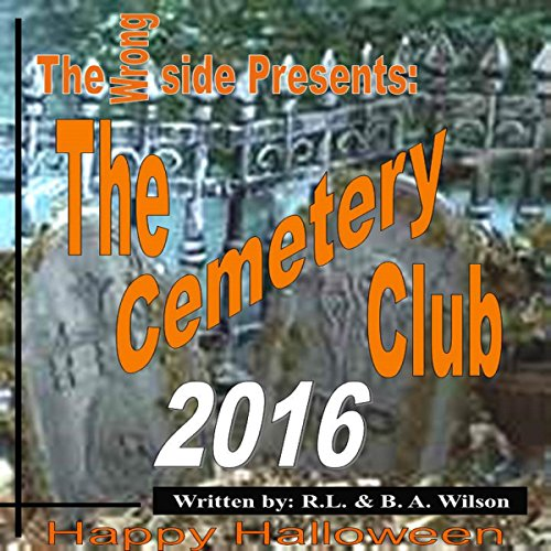 The Cemetery Club 2016 audiobook cover art