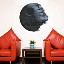 Death Star Wars Poster Wall Stickers Movie Wall Decals Art