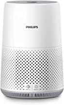Philips Air Purifier Series 800i, Removes 99.5% Particles, Compact Room Size up to 49 m², Intelligent Auto Purification wi...