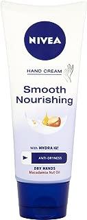 Nivea Hand Cream Smooth Indulgence - 3.5 Oz