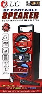 Portable Bluetooth Wireless Speaker FM Radio SD, USB Mp3 Player