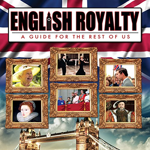 English Royalty audiobook cover art