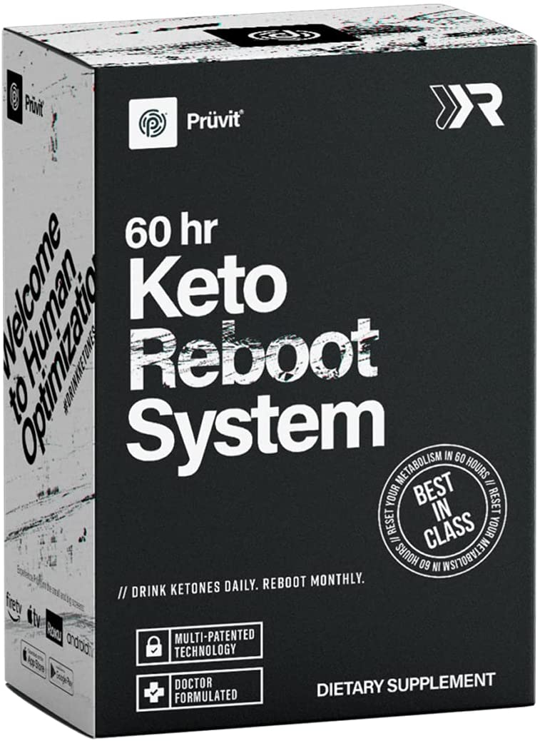 60 Hour Keto sold out Reboot® System - Y free shipping Dietary Supplement for Resetting