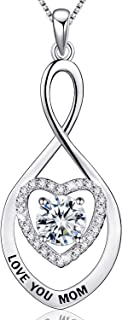 Best sterling silver mom jewelry Reviews
