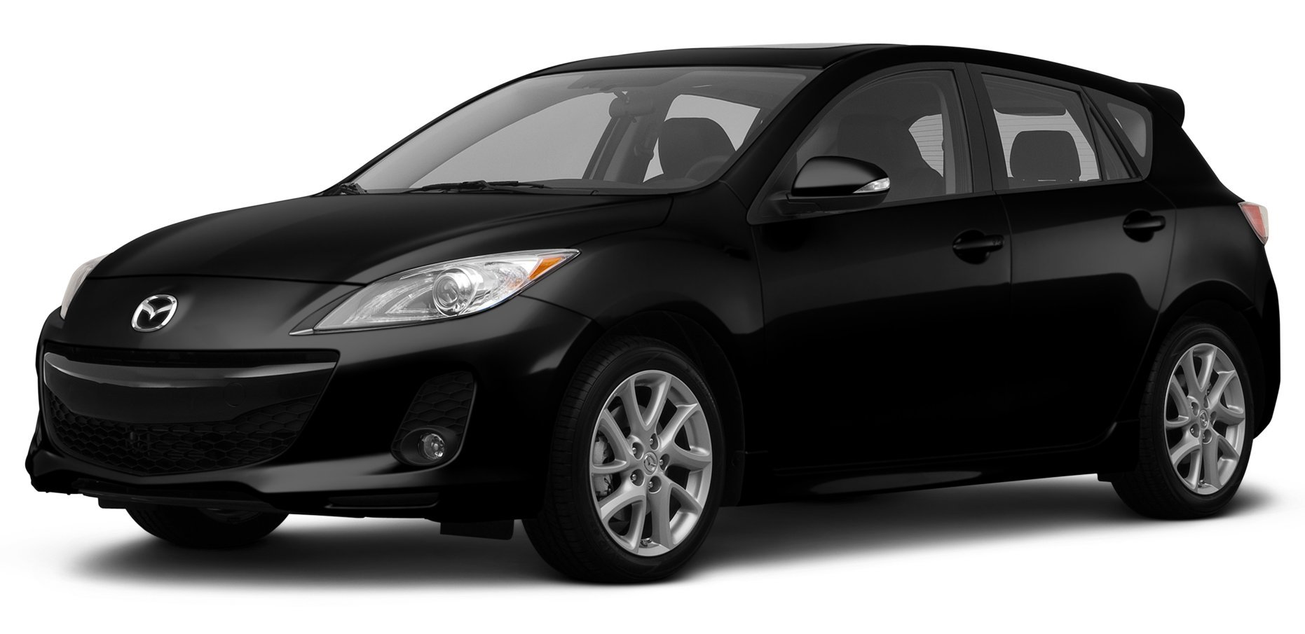 ... 2012 Mazda 3 s Grand Touring, 5-Door Hatchback Automatic Transmission