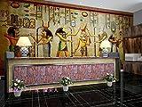 Fototapete Ein Großes Wandgemälde Bar Ktv Lounge Personalisierte Non Woven Tapeten M Pixel Wallpaper England Das Alte Ägypten.