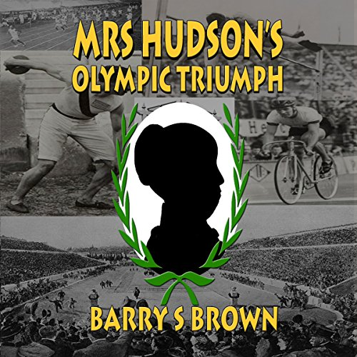 Mrs Hudson's Olympic Triumph cover art