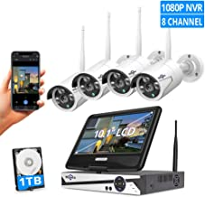 Best high tech wireless security cameras Reviews