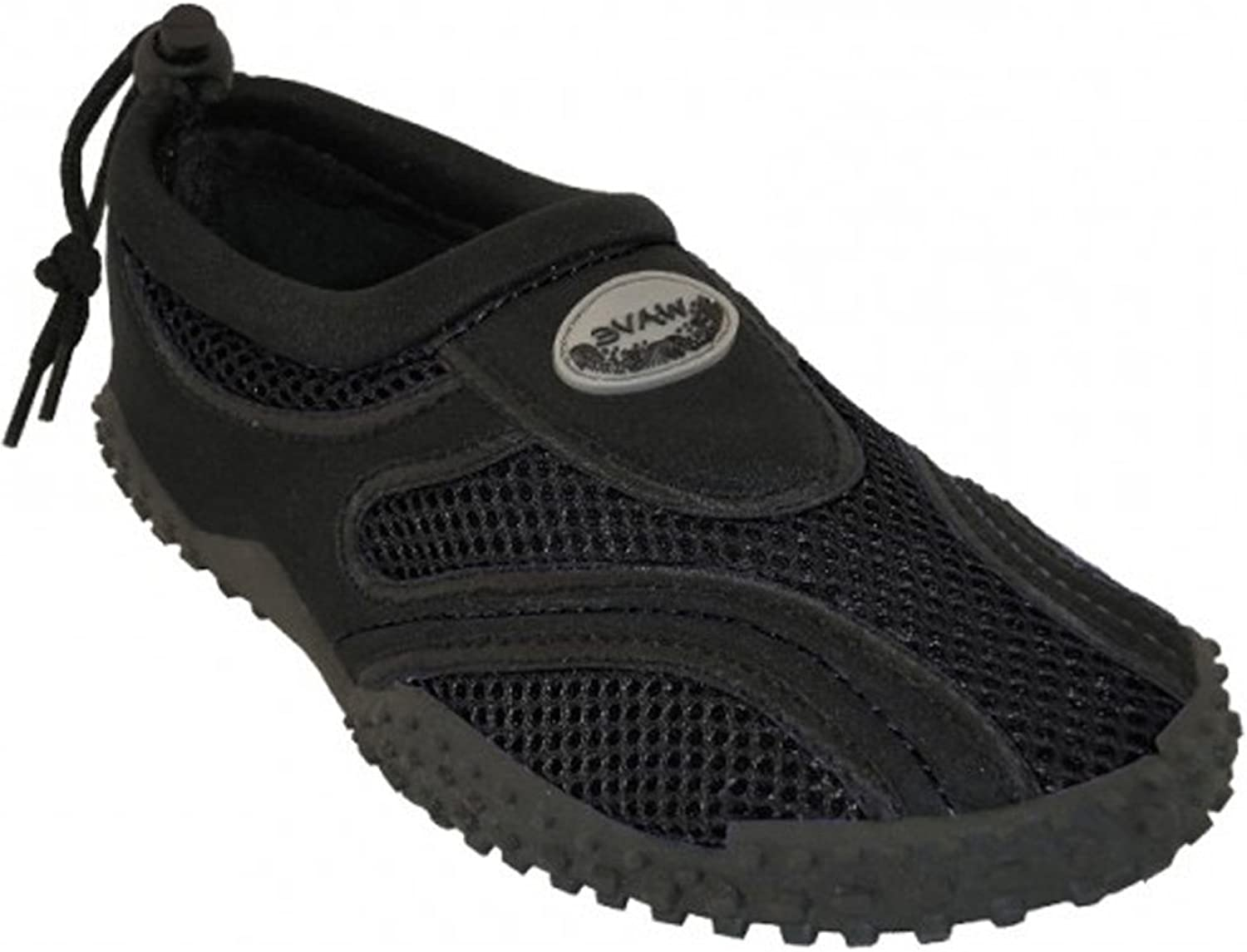 Easy USA Women's Wave Water shoes - Black (9)