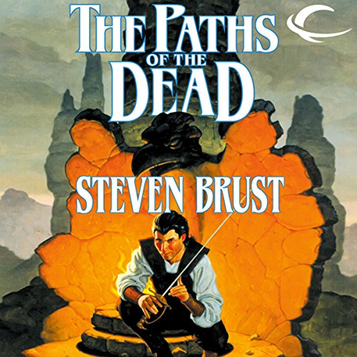 The Paths of the Dead  audiobook cover art