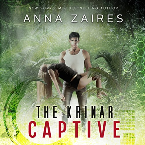 The Krinar Captive audiobook cover art