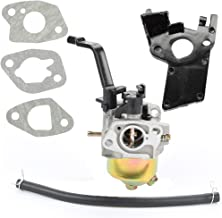 Buckbock Carburetor Carb for Wacker Neuson GP2500A 2250 2500 Watt Watts Gas Generator