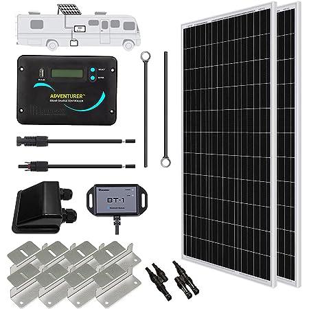 Solar panel hookup renogy Renogy panel