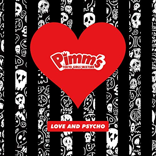 [Album]LOVE AND PSYCHO – Pimm's[FLAC + MP3]