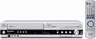 Panasonic DMR-ES35VS DVD Recorder / VCR Combo with DV Input (Renewed)