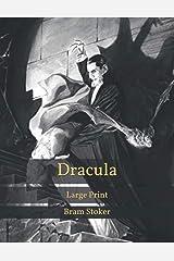 Dracula: Large Print Paperback