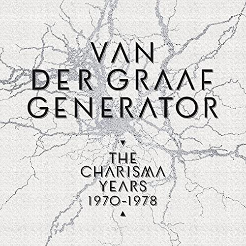 The Charisma Years (Ltd. 17CD+2 Bluray Audio + 1 Bluray)