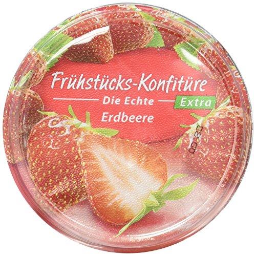 Zentis Frühstücks- konfitüre Erdbeere, 8er Pack (8 x 200 g)