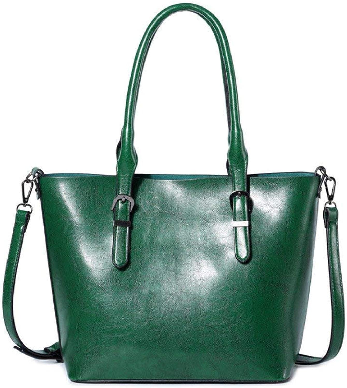 Isogea Handtasche Handtasche, Umhängetasche, Umhängetasche, große Kapazität, rot (Farbe   Grün, Größe   -) B07MBZ6F45  Optimaler Preis