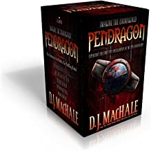 Pendragon: The Merchant of Death; The Lost City of Faar; The Never War; The Reality Bug; Black Water
