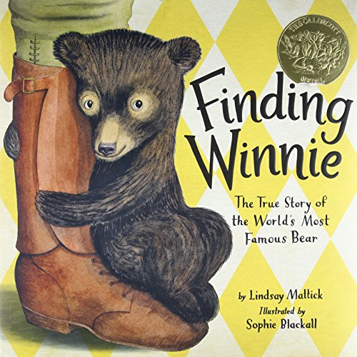 Finding Winnie: The True Story of the World's Most Famous Bearの詳細を見る