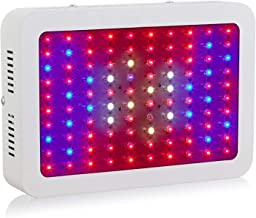 GHC LED Gloeilampen LED Grow Light AC 85-265V 300 W Chips Plantlamp met Rood Blauw UV IR voor Indoor Box Groenhouse planta...