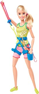 バービー(Barbie) 東京オリンピックライセンス バービー スポーツクライミングのせんしゅ 東京2020オリンピック 【ドール&アクセサリーセット】 【関節が曲がります】 【着せ替え人形 3才以上】 GJL75
