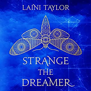 Couverture de Strange the Dreamer