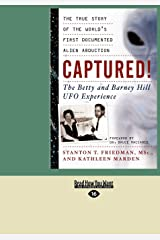 Captured!: The Betty and Barney Hill UFO Experience Paperback