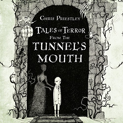 Tales of Terror from the Tunnel's Mouth audiobook cover art