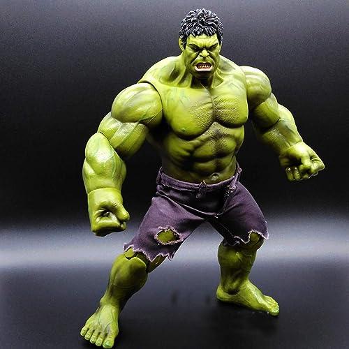 Dongyd Avengers Toys Modèle Hulk Poupée Jouets Artisanat PVC Boîte-Cadeau