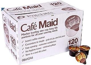 120 Cafà © Maid lujo porciones Coffee Creamer, Larga Vida