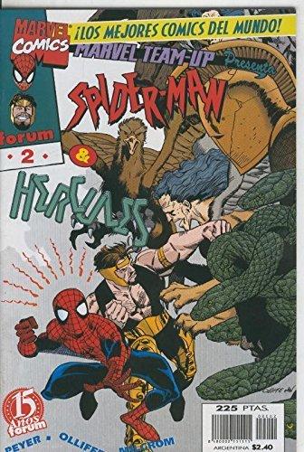Marvel Team Up numero 02: Spiderman y Hercules