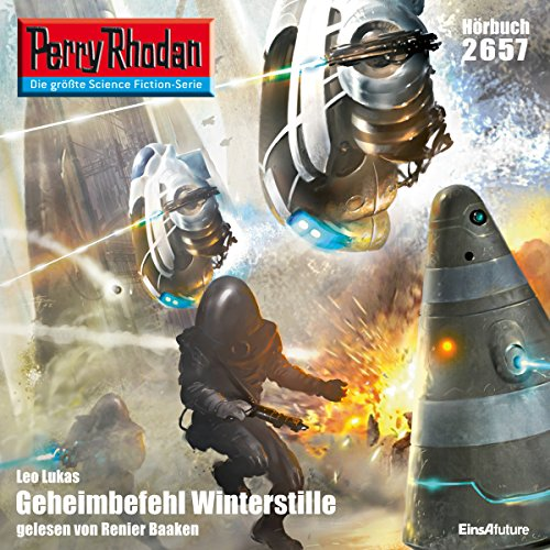 Geheimbefehl Winterstille audiobook cover art