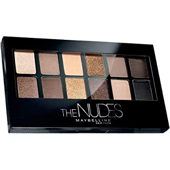 Maybelline Eyeshadow Palette, The Nudes