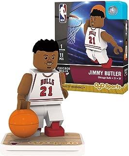 OYO Sports NBA Minifigure Chicago Bulls Jimmy Butler