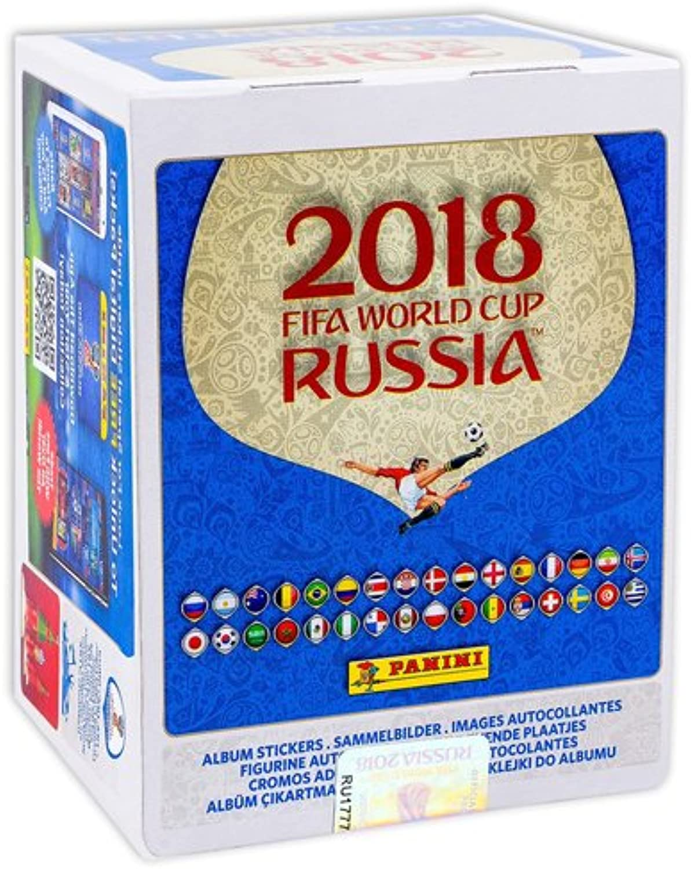 Panini 89295, 2018 2018 2018 FIFA World Cup Russia Sticker B0761YGGSM   Rabatt  afdb61