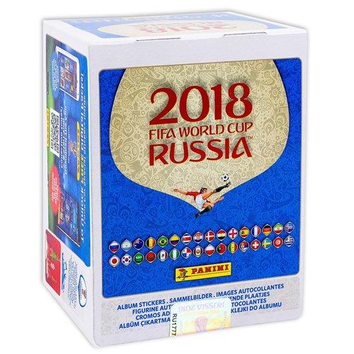 Panini 89295FIFA World Cup 2018Adesivi