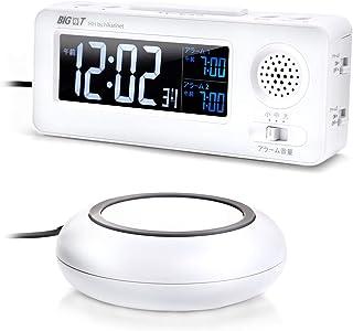 ビッグタイム ミニ BIG-Tmini 振動式 目覚まし時計