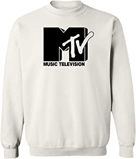 TV Music Throwback Retro Vintage 80's 90's Pop Rap Unisex Sweatshirt Crewneck Sweater